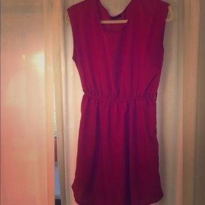 Mixxed 26 red mini dress